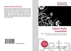 Bookcover of Vakarel Radio Transmitter