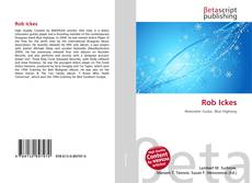 Bookcover of Rob Ickes