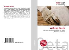 Portada del libro de Wilhelm Busch