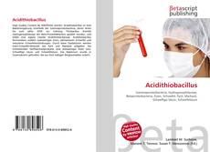 Couverture de Acidithiobacillus