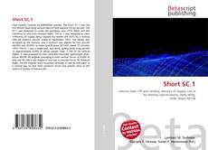Bookcover of Short SC.1