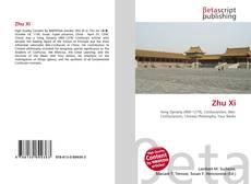 Bookcover of Zhu Xi