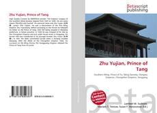 Bookcover of Zhu Yujian, Prince of Tang