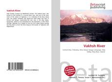 Bookcover of Vakhsh River