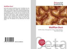 Bookcover of Wolffian Duct