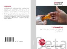 Bookcover of Tolterodine