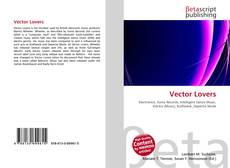 Portada del libro de Vector Lovers