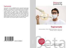 Bookcover of Topiramate