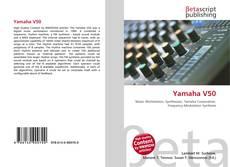 Bookcover of Yamaha V50