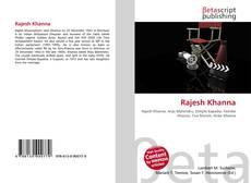 Couverture de Rajesh Khanna