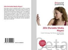 Couverture de ZEN (Portable Media Player)
