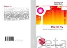 Обложка Stephen Fry