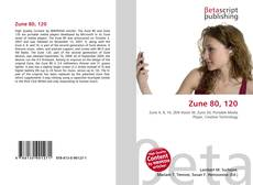 Bookcover of Zune 80, 120