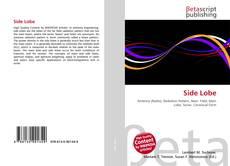 Bookcover of Side Lobe