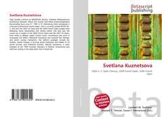 Bookcover of Svetlana Kuznetsova