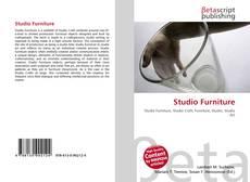 Bookcover of Studio Furniture