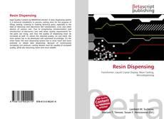 Resin Dispensing kitap kapağı