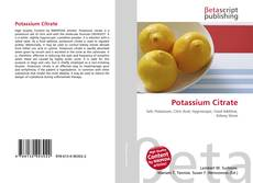 Bookcover of Potassium Citrate