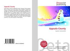 Bookcover of Uppsala County