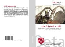 Bookcover of No. 8 Squadron RAF