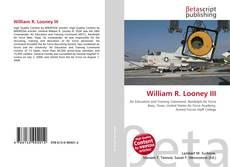 Capa do livro de William R. Looney III