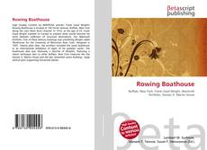 Capa do livro de Rowing Boathouse
