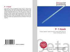 Bookcover of P- 1 Hawk