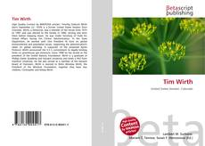 Bookcover of Tim Wirth