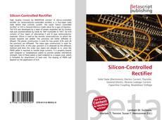 Borítókép a  Silicon-Controlled Rectifier - hoz
