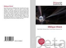 Bookcover of Oblique Shock