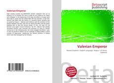 Copertina di Valerian Emperor