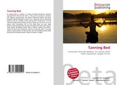 Bookcover of Tanning Bed