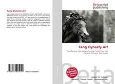 Portada del libro de Tang Dynasty Art