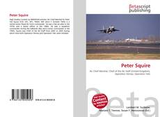 Bookcover of Peter Squire