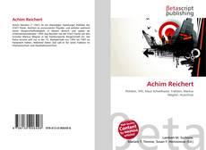 Bookcover of Achim Reichert
