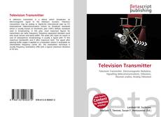 Bookcover of Television Transmitter