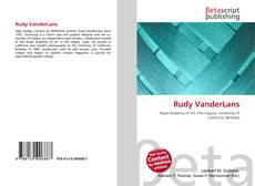 Copertina di Rudy VanderLans