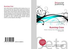 Bookcover of Running Crew