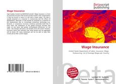 Bookcover of Wage Insurance