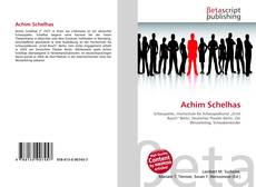 Bookcover of Achim Schelhas