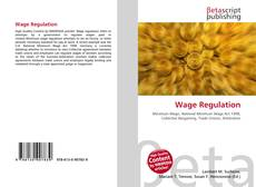 Bookcover of Wage Regulation