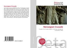 Bookcover of Norwegian Crusade
