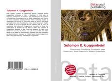 Bookcover of Solomon R. Guggenheim