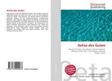 Buchcover von Achse des Guten