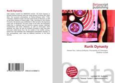 Rurik Dynasty kitap kapağı