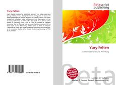 Bookcover of Yury Felten