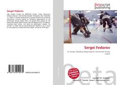 Bookcover of Sergei Fedorov