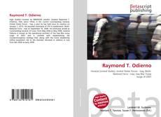 Raymond T. Odierno的封面