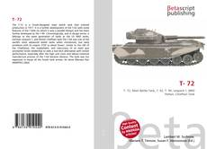 Bookcover of T- 72