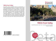 Bookcover of YMCA Frost Valley